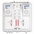 DJ рабочая станция-микшер для двух проигрывателей iPOD GEMINI iTRAX