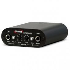 Аудио интерфейс Prodipe STUDIO 22 USB