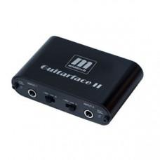 Внешняя USB звуковая карта для записи гитары MIDITECH GUITARFACE II