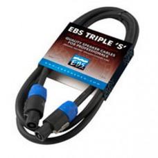 Акустический кабель EBS Triple S Speakon-Speakon cable